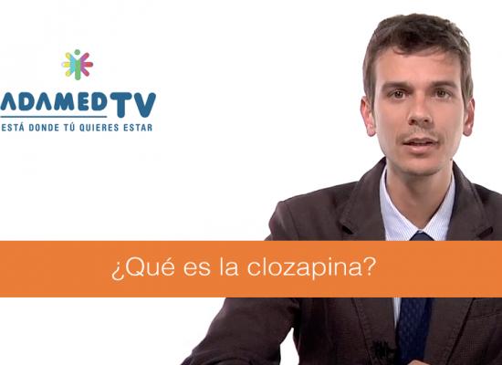 ¿Qué es la clozapina?