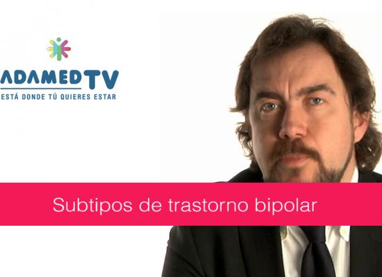 Subtipos de trastorno bipolar