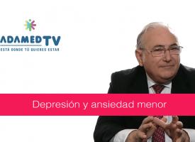 Depresión y ansiedad menor