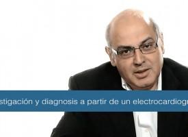Investigación y diagnosis a partir de un electrocardiograma