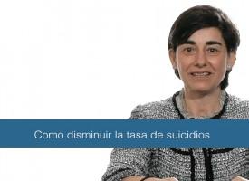 Como disminuir la tasa de suicidios