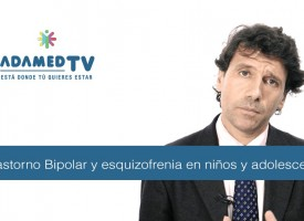 Trastorno Bipolar y esquizofrenia en niños y adolescentes