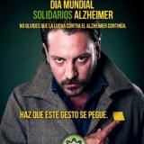 'Solidarios' en el Día Mundial del Alzheimer