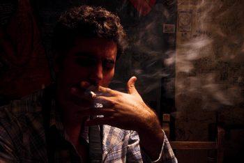Fumar cannabis