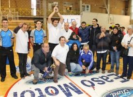 Torneo de Baloncesto para mejorar la calidad de vida de los enfermos mentales de San Sebastián
