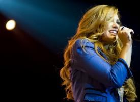 La cantante Demi Lovato lucha contra el estigma de las enfermedades mentales
