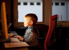 Los niños españoles, los que tienen más riesgo de desarrollar adicción a Internet