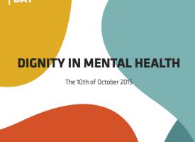 La dignidad de los pacientes, objetivo de la OMS en el Día de la Salud Mental 2015