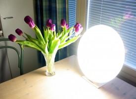 La terapia de luz mejora el bienestar general de las personas con depresión no estacional