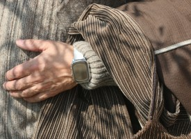 Diseñan un localizador en forma de reloj para personas con alzhéimer