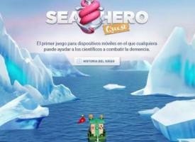 Un juego gratuito de móviles para recoger información y combatir el Alzheimer