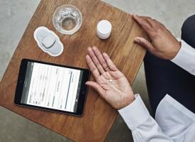 Un sensor en las píldoras permite mejorar la adherencia al tratamiento de los antipsicóticos