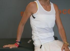 Crean una camiseta inteligente que permite medir y reducir el estrés