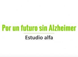 Hasta 3.000 voluntarios participan en el estudio Alfa sobre Alzheimer
