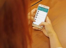 Mensajes de whatsapp para tratar la patología dual