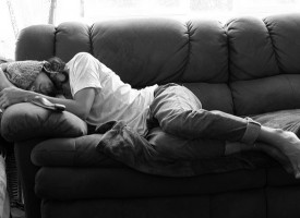 Dormir el mayor tiempo posible tras una experiencia angustiosa preveniene el estrés postraumático