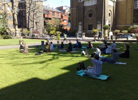 Practicar meditación reduce la inflamación celular que favorece la aparición de trastornos mentales