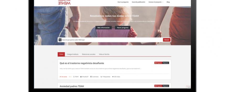 PerspectivaMente lanza una píldora formativa gratuita sobre TDAH