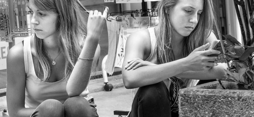 Las chicas son más propensas a padecer depresión que los chicos