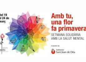 El Gremio de Floristas pretende recaudar 10.000 euros para salud mental