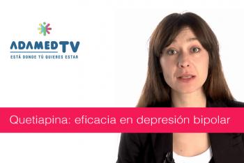 La quetiapina es eficaz para la depresión bipolar por Alessandra Nivoli