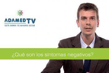 Los síntomas negativos de la esquizofrenia - Dr. Miquel Bioque
