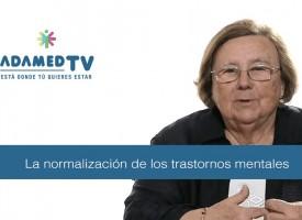 La normalización de los trastornos mentales