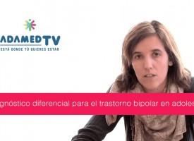 El diagnóstico diferencial para el trastorno bipolar en adolescentes