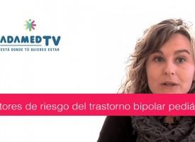 Trastorno bipolar pediátrico: Factores de riesgo