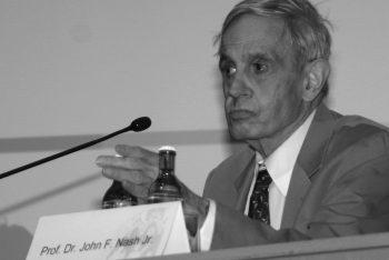 John F Nash Jr