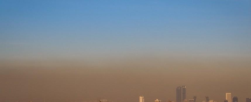 La contaminación aumenta la ansiedad en las personas