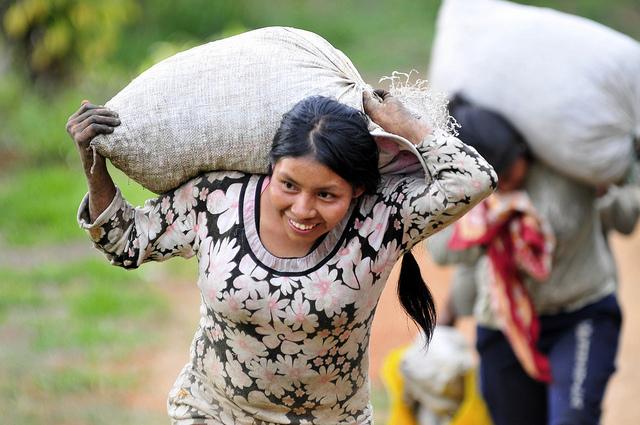 mujer rural
