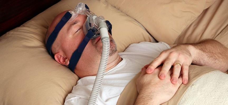 La apnea del sueño se asocia a mayor riesgo de depresión en los hombres