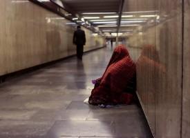 Cuatro de cada cinco indigentes sufren enfermedades mentales