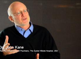 """Entrevista John Kane: """"El estrés y el abuso de sustancias influyen en el desarrollo de la esquizofrenia"""""""
