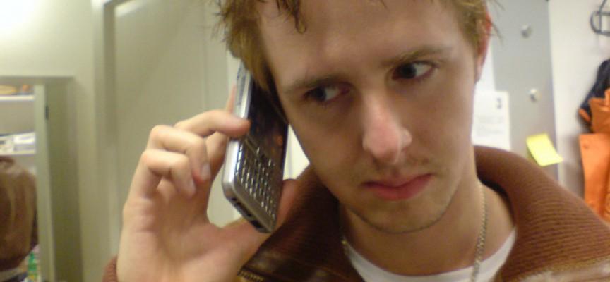 Los smartphone pueden detectar los cambios en el estado ánimo en pacientes con trastorno bipolar