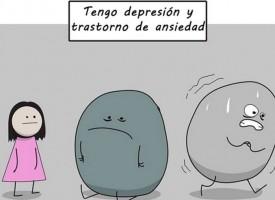 Un cómic viral que explica la depresión y la ansiedad