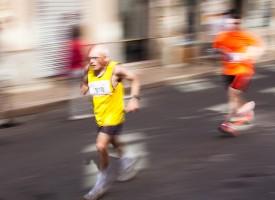 El ejercicio físico reduce la ansiedad en la tercera edad