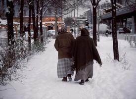 El invierno y el frío castiga a las personas con trastorno afectivo estacional