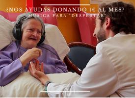 Psicólogos de Granada mejoran la situación de los enfermos de Alzheimer a través de la música