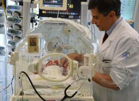 Los bebés prematuros tienen más riesgo de sufrir problemas mentales