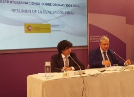 La Estrategia Nacional sobre Drogas 2017-2024 incluirá adicciones sin sustancia como el uso compulsivo de nuevas tecnologías
