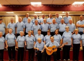 Parkinson Canta, un coro para pacientes y cuidadores