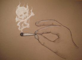 Cinco dosis de cannabis son suficientes para desarrollar psicosis