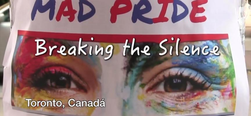 Madrid celebra el primer 'Orgullo Loco' para romper tabúes sobre salud mental