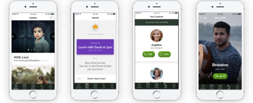 Una joven de 14 años diseña una app para ayudar a los pacientes con alzheimer